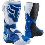 Fox 180 Motocross Boots Blue NEW